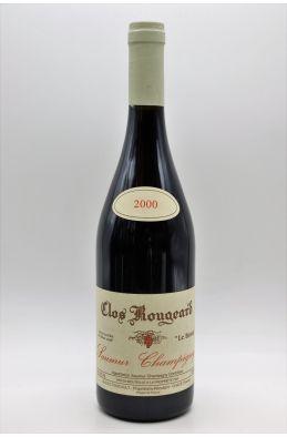 Clos Rougeard Saumur Champigny Le Bourg 2000