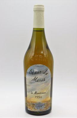 Labet Côtes du Jura Chardonnay Fleur de Marne Le Montceau 1994