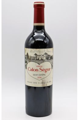 Calon Ségur 2014 -5% DISCOUNT !