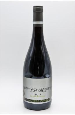 Laurent Ponsot Gevrey Chambertin Cuvée de l'Aulne 2017