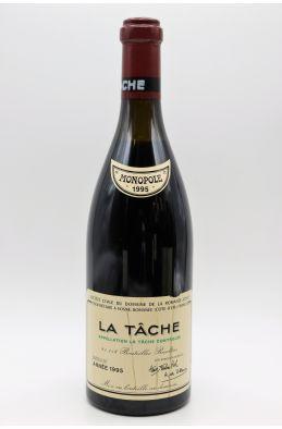 Romanée Conti La Tâche 1995 -10% DISCOUNT !