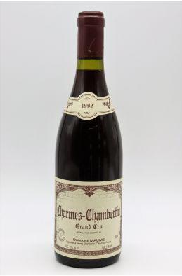 Maume Charmes Chambertin 1992