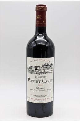 Pontet Canet 2004