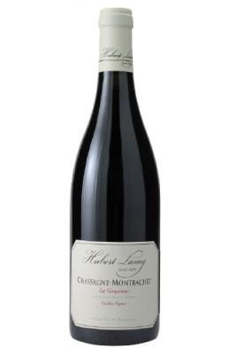 Hubert Lamy Chassagne Montrachet La Goujonne Vieilles Vignes 2018 rouge