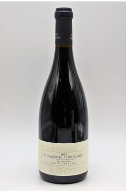Amiot Servelle Chambolle Musigny 1er cru Les Amoureuses 2016