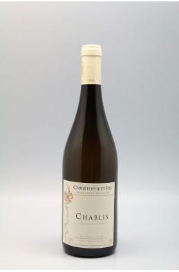 Christophe & Fils Chablis 2019