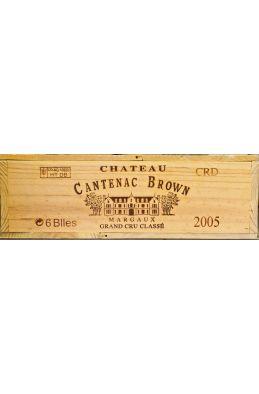 Cantenac Brown 2005