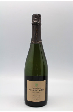 Pascal Agrapart Grand cru Terroirs Extra Brut 2012