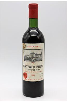 Le Bosq 1961