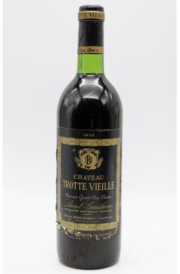 Trotte Vieille 1974 -10% DISCOUNT !