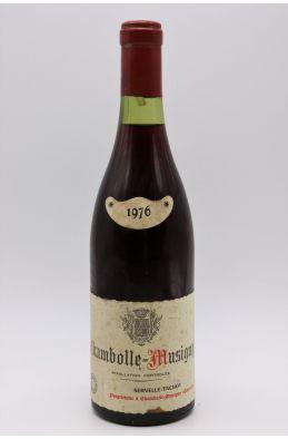 Servelle Tachot Chambolle Musigny 1976