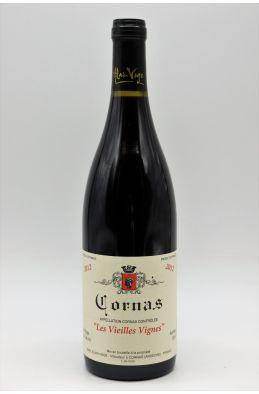 Alain Voge Cornas Vieilles Vignes 2012