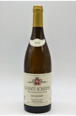 Pierre Gonon Saint Joseph Les Oliviers 2012