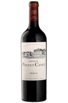 Pontet Canet 2001