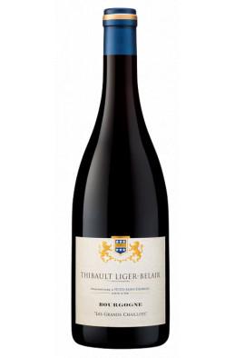 Thibault Liger Belair Bourgogne Les Grands Chaillots 2009 rouge