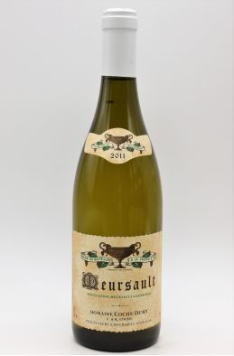 Coche Dury Meursault 2011
