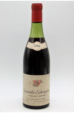 Grivelet Cusset Grands Echezeaux 1964 -10% DISCOUNT !